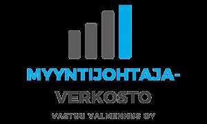 myyntijohtajaverkosto logo vastuuvalmennus